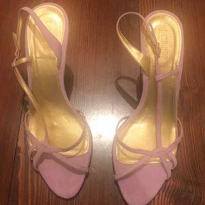 Jcrew Dorsey heels